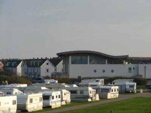 Camping Rantum und das Hallenbad