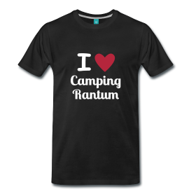 I love Camping in Rantum